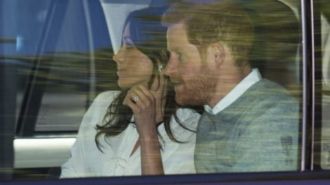 Meghan Markle confirms her father will not attend the royal wedding ceremony