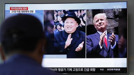 North Korea casts doubt on summit and warns US of 'nuclear showdown'