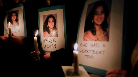 'Remember Savita father's plea for voters to end Ireland's abortion ban