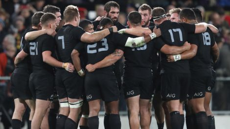 Rugby All Blacks take guarded approach to new Amazon documentary series