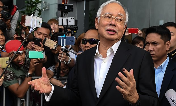 1MDB, Mahathir claims he has 'an almost best case' towards former PM Najib