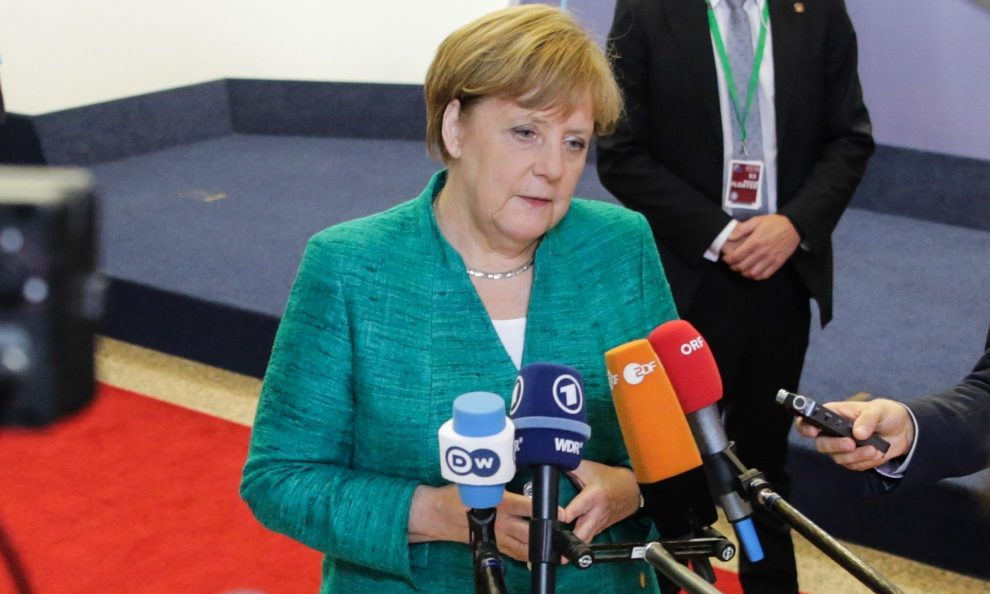 Eu leaders hail summit victory on migration however details scant