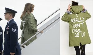 Melania Trump visits infant detention center as fate of families remains doubtful
