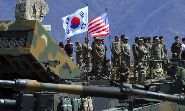 Pentagon cancels Freedom mother or father army drill with South Korea