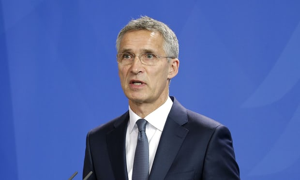 Transatlantic relationship at risk, says Nato chief