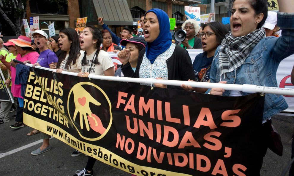 US immigration should reunite households separated at border, federal decide guidelines