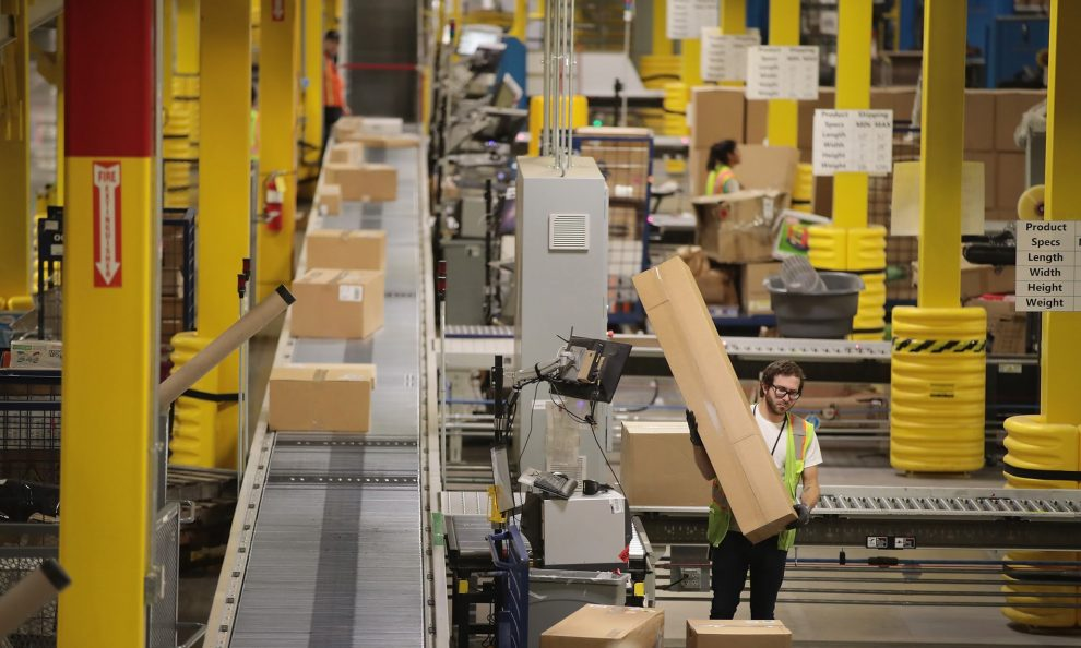 Accidents at Amazon, employees left to go through after warehouse injuries