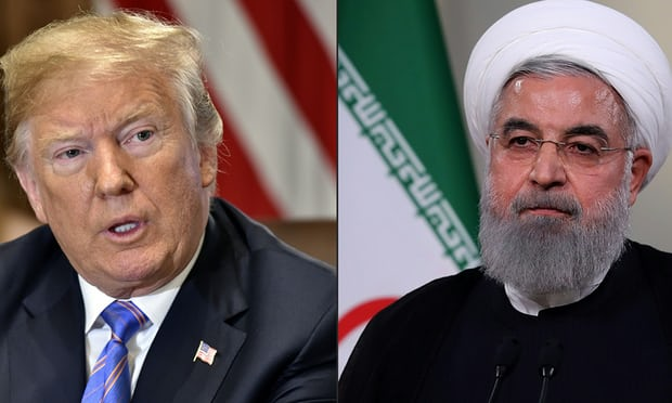 Trump provide to meet Iran president Rouhani disregarded by means of both sides