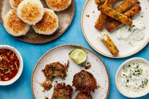 Yotam Ottolenghi's party food recipes
