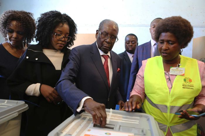 Zimbabwe election, counting begins in first post-Mugabe poll