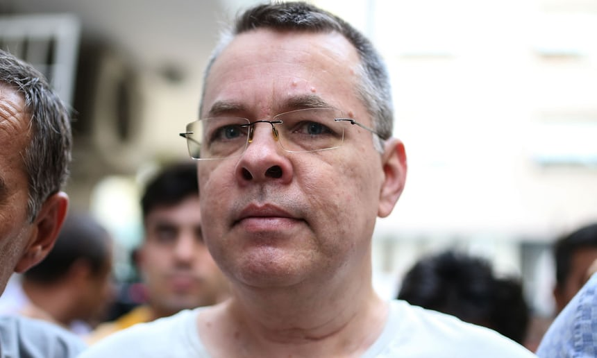 Andrew Brunson, america pastor at the heart of an global disaster