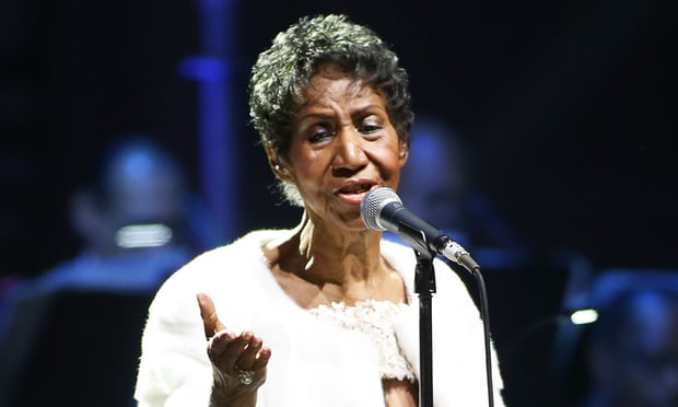 Aretha Franklin reportedly 'gravely unwell'