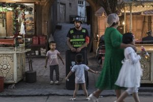 Beijing blasts 'anti-China forces' for declare of million Uighurs in jail camps