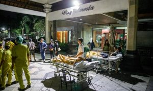 Indonesia earthquake, at least ninety one dead after quake strikes Bali and Lombok