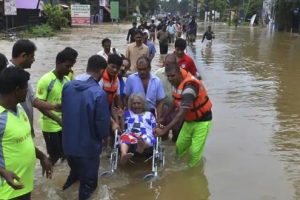 Kerala floods, loss of life toll rises to at the least 324 as rescue effort maintains