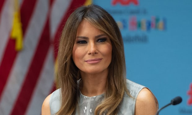 Melania Trump praises LeBron James in assertion after husband insults him