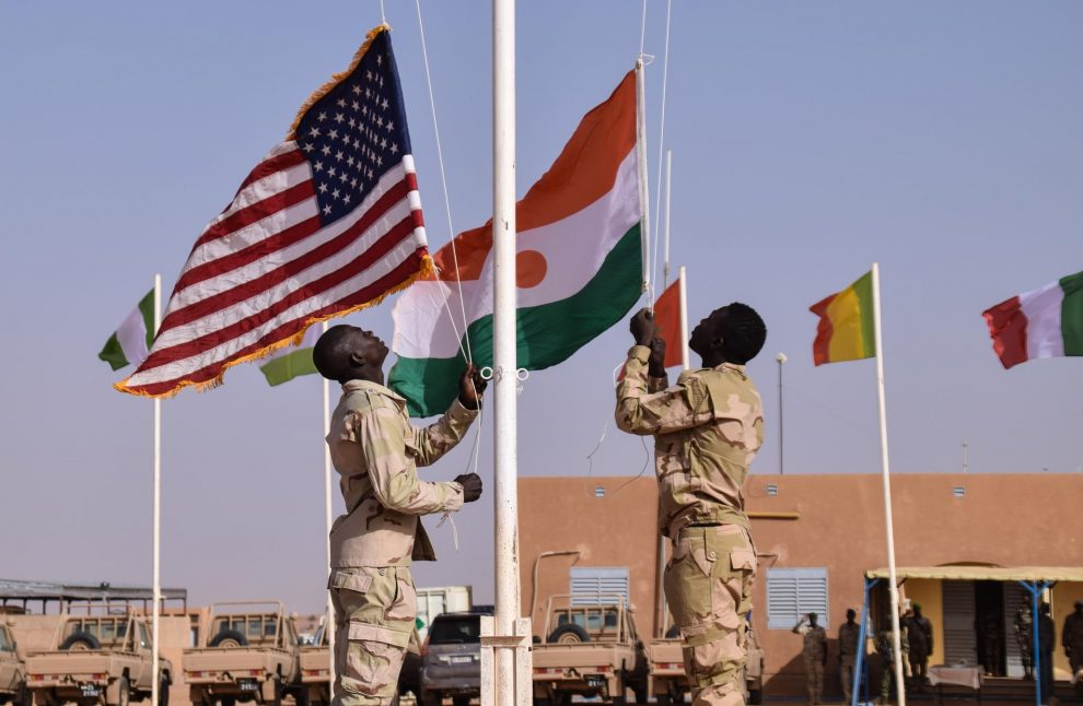 Niger suppresses dissent as US leads influx of overseas armies