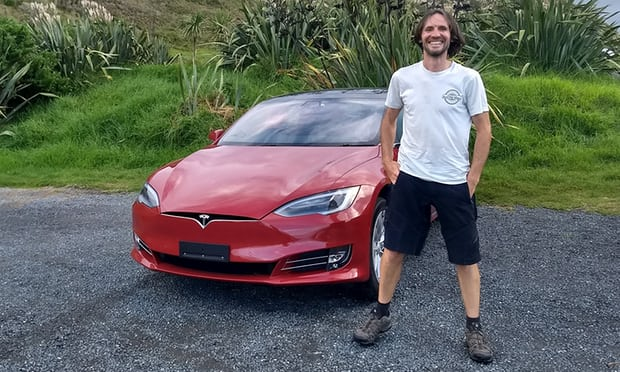 Tesla sued over claims it ran guy's dream automobile task off the road