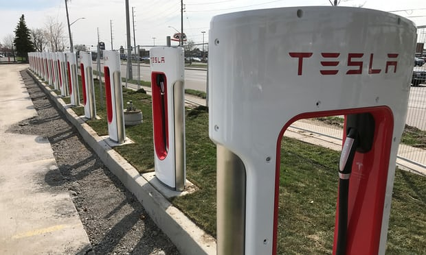 Tesla sues Ontario authorities for 'unfair' scrapping of electric automobile scheme