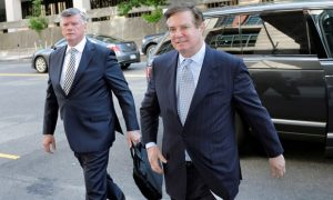 Trump's 'good person' defence could affect jurors in Manafort trial