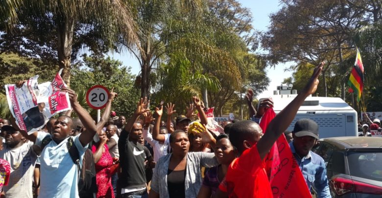 Zimbabwe election unrest turns deadly as army opens hearth on protesters