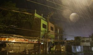 Hurricane Mangkhut, at least 3 human beings killed in Philippines