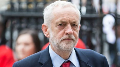 I will work to keep away from 'national disaster' of no-deal Brexit, Corbyn tells ecu