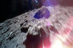 Jap rovers ship lower back first video from asteroid 280 million km away