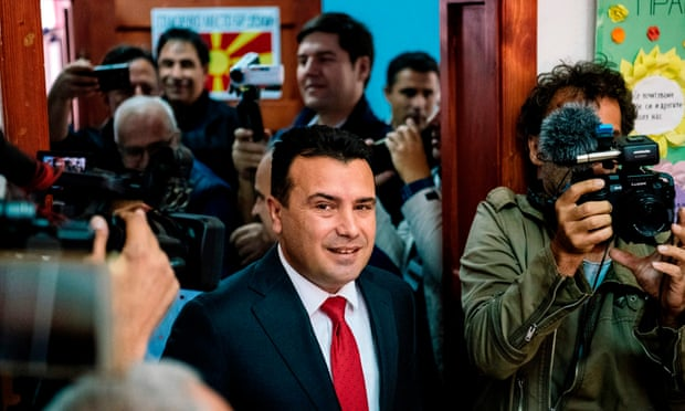 Macedonia to vote on name exchange and finishing Greek dispute
