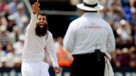 Moeen Ali, i was called 'Osama' by way of Australia player at some stage in 2015 Ashes