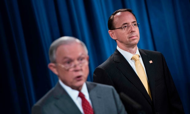 Rod Rosenstein disputes document he discussed doing away with Trump beneath 25th modification