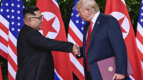 US 'may not hesitate' to impose sanctions if North Korea fuel embargo breached