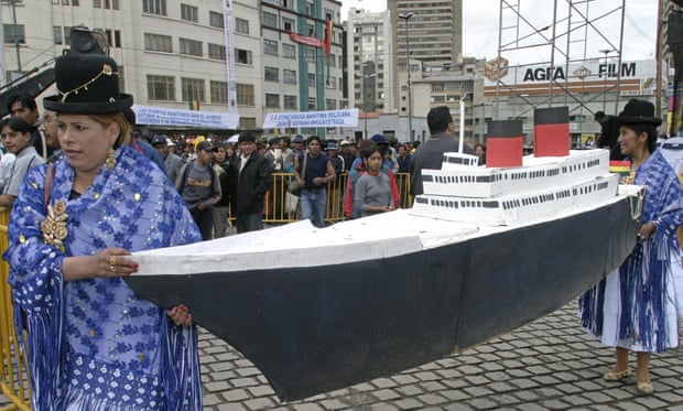 'the ocean is ours', landlocked Bolivia hopes courtroom will reopen direction to Pacific