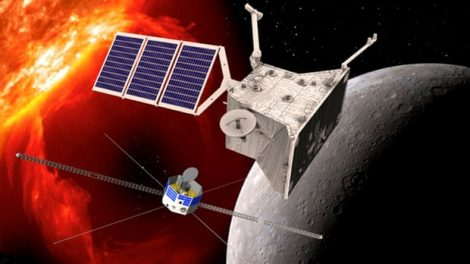 BepiColombo spacecraft launches on project to Mercury