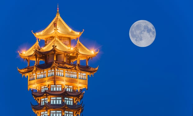Chinese language town 'plans to launch synthetic moon to update streetlights'