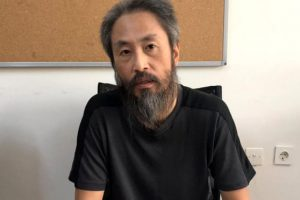Jap journalist says he is safe and well after Syria launch