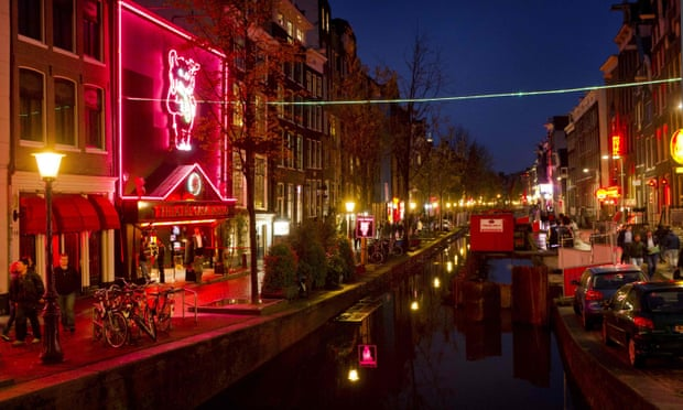 Amsterdam famous plans to exchange face of red-mild district