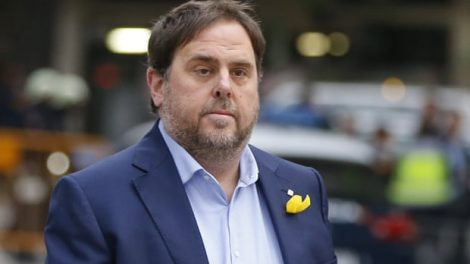 Catalan politicians charged a year after independence vote